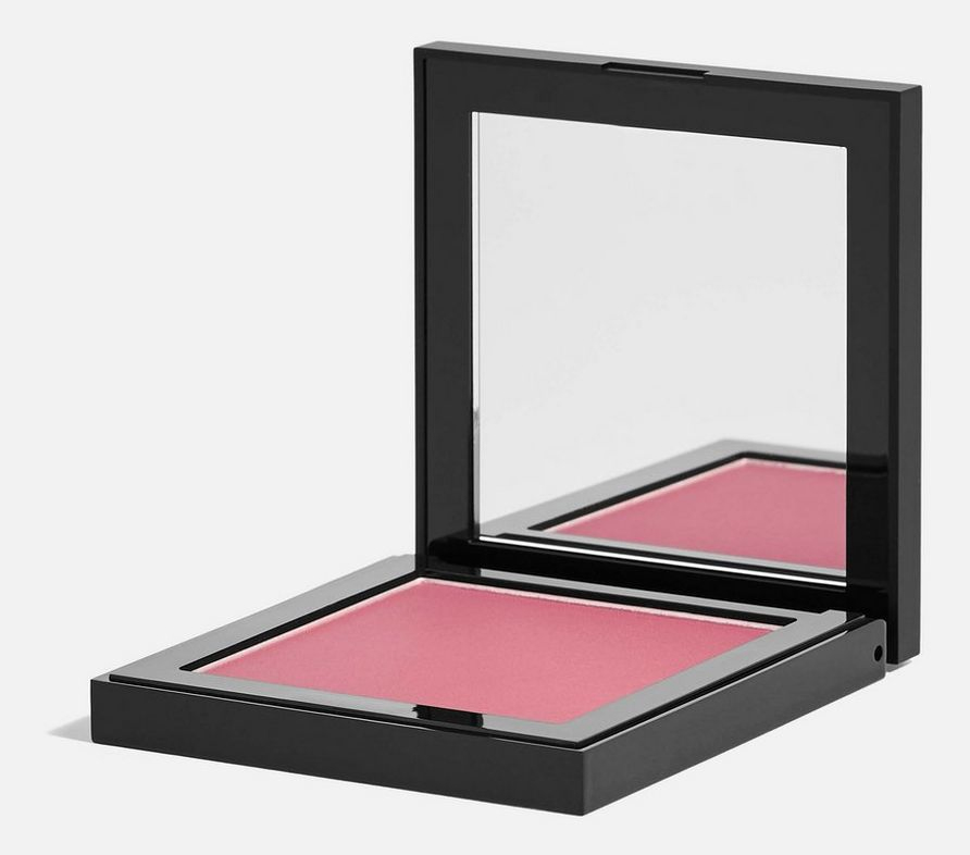 Blush - Matte Powder Blush in EncounterBlush is something I only bother with occasionally. I'll take a notion to wear it for a while then stop wearing it for ages again. Currently I'm enjoying having a little pink flush to my cheeks. I own two blushes by Nars but neither shade was hitting the spot of me. I actually want a candy pink blush but haven't found the right one yet. This Topshop one is pinker on than it looks in the packaging but it's highly pigmented so does not require anything more than the lightest dusting but is layerable if you want a stronger look or have darker skin.