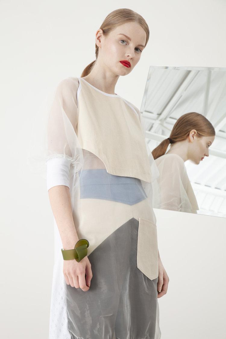 Organza+utility+tunic+layer+over+denim+engineered+trousers+2.jpg