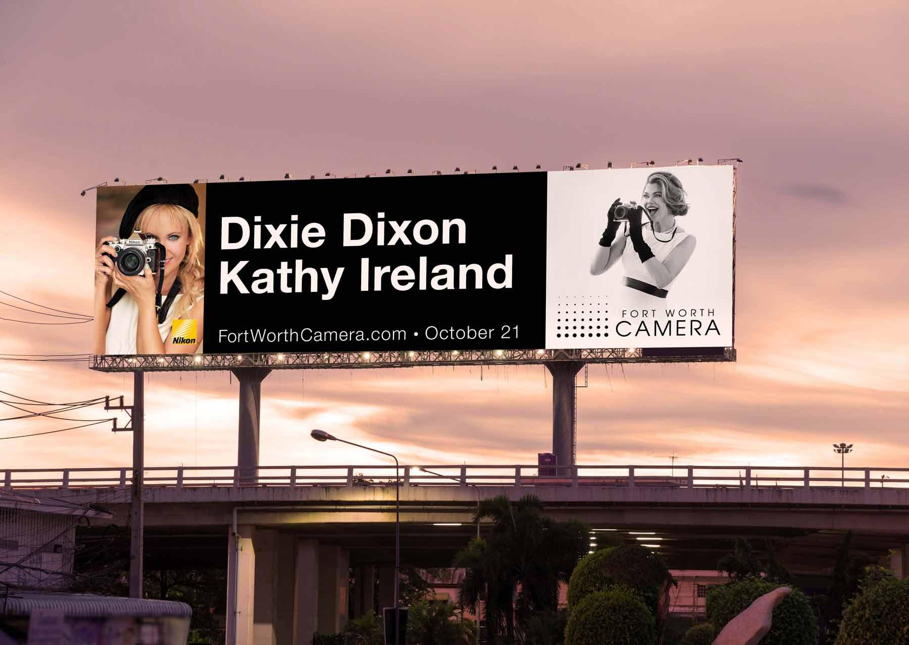 Billboard in Texas