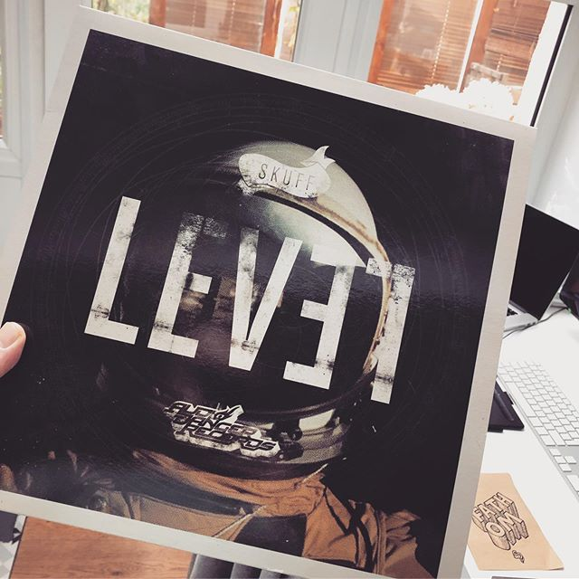 #LEVEL (5.11.15) anniversary 'memberberry vinyl & CD now available at skuff.bandcamp.com