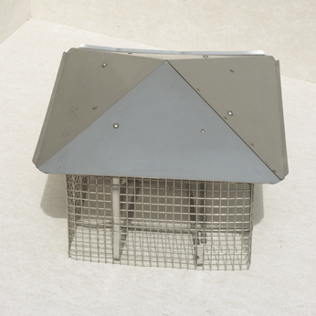 Extra Large Chimney Bird Guard for Gas