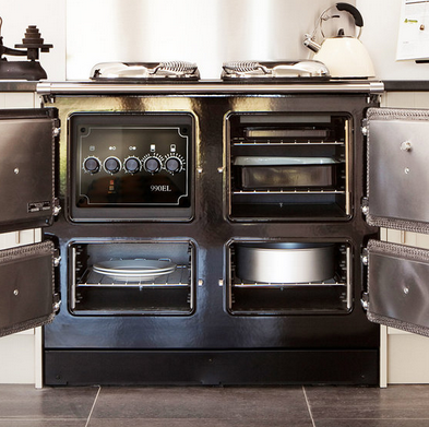 RANGE COOKERS AND FLUE SYSTEMS