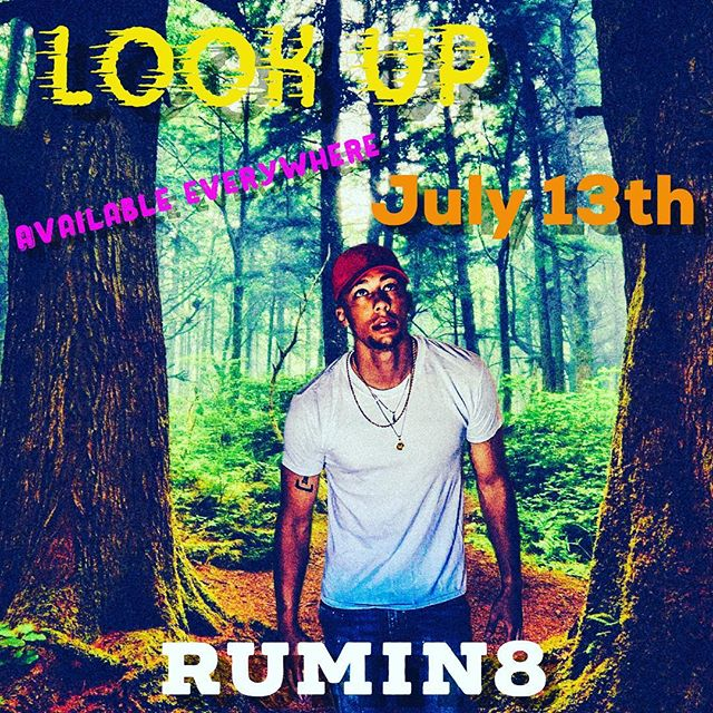 #LookUp in 2 days 👀  All songs self-produced to tell an introspective story on how we all act today. There are 2 acts on this album , 1st is being alone, the second is to forget what you know. Both attempts to find YOUR truth. (Pre order link in bio)  #trynafindyourtruth #rumin8 #rumin8raps . . . . #denver #denvermusic #producers #artists #newmusic #rumin8records #303music #8