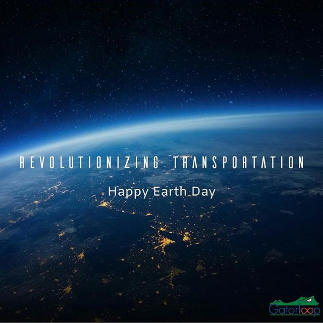 As we reflect on our everyday environmental impact, we've come to appreciate the social awareness for 🌎 Day each year - As a team, Gatorloop is doing our part to rethink the way we commute and transport goods in an effort to create more sustainable and energy efficient transportation - The future of hyperloop is bright — Our vision is to connect cities in a way that is at worst, energy neutral. We believe hyperloop can be a self-sustaining transportation system through the use of solar energy paired with innovative electric technology to drastically reduce energy consumption compared to current transportation systems - Our mission is to foster the growth of our engineering students so that we may continue to produce the most advanced hyperloop systems and accelerate the advent of a new mode of transportation! ——————————————— 🐊 Go Gators, Go Gatorloop! 🚄 ———————————————