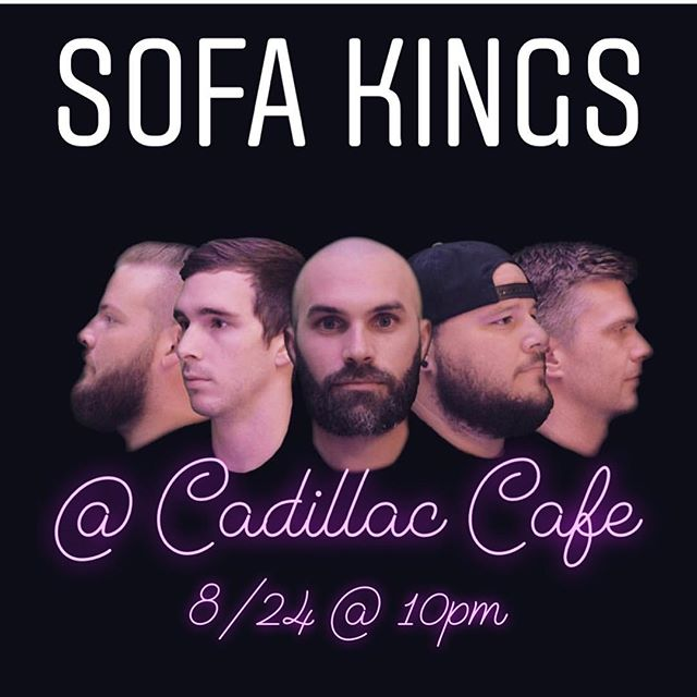 Come out this Friday to @cadillaccafe1 🤟🏼