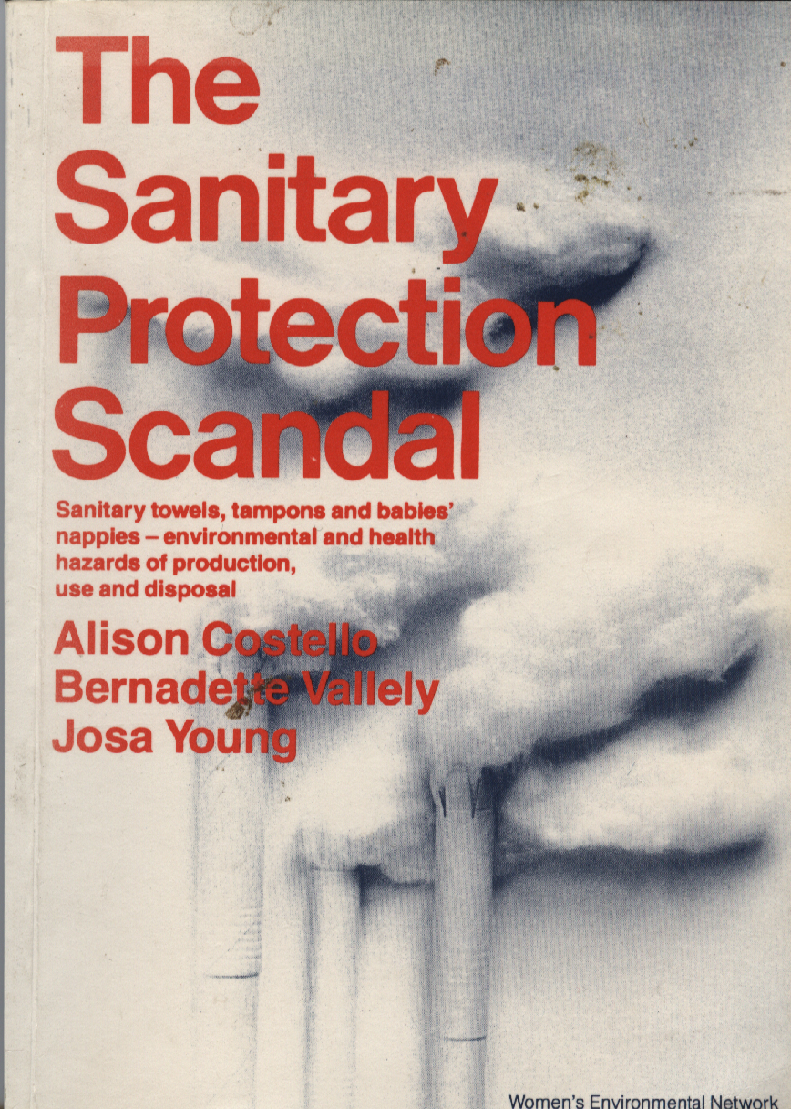 WEN's 1989 publication 'The Sanitary Protection Scandal'
