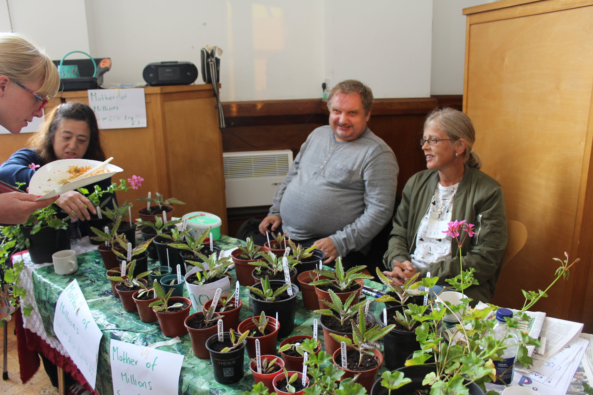 Bromley by Bow gardening group