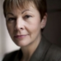 CAROLINE LUCAS MP  Green Party Co-Leader and MP for Brighton & Hove, Caroline Lucas is a shining example of what women in power can do for the environment. She has supported WEN for 10 years.