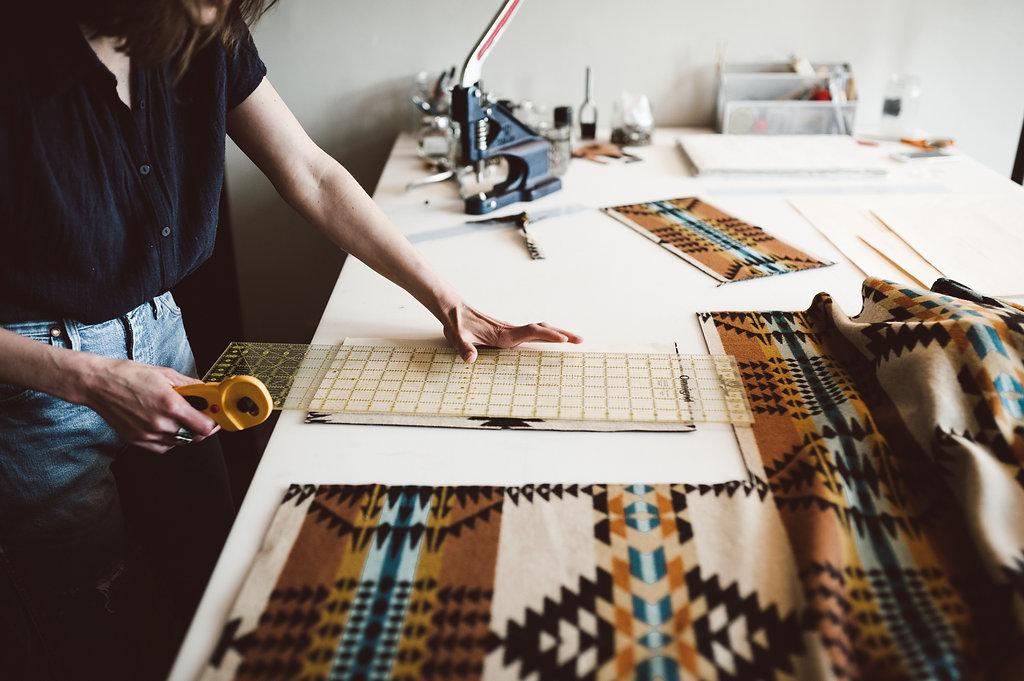 Western Bound Goods-Fabric Cutting