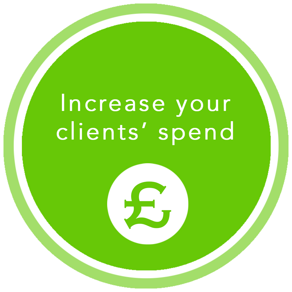 Vets can increase their client's spend