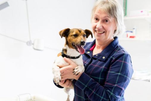 Nicky Paull BVSc MRCVS, Veterinary Director, Kernow Veterinary Group