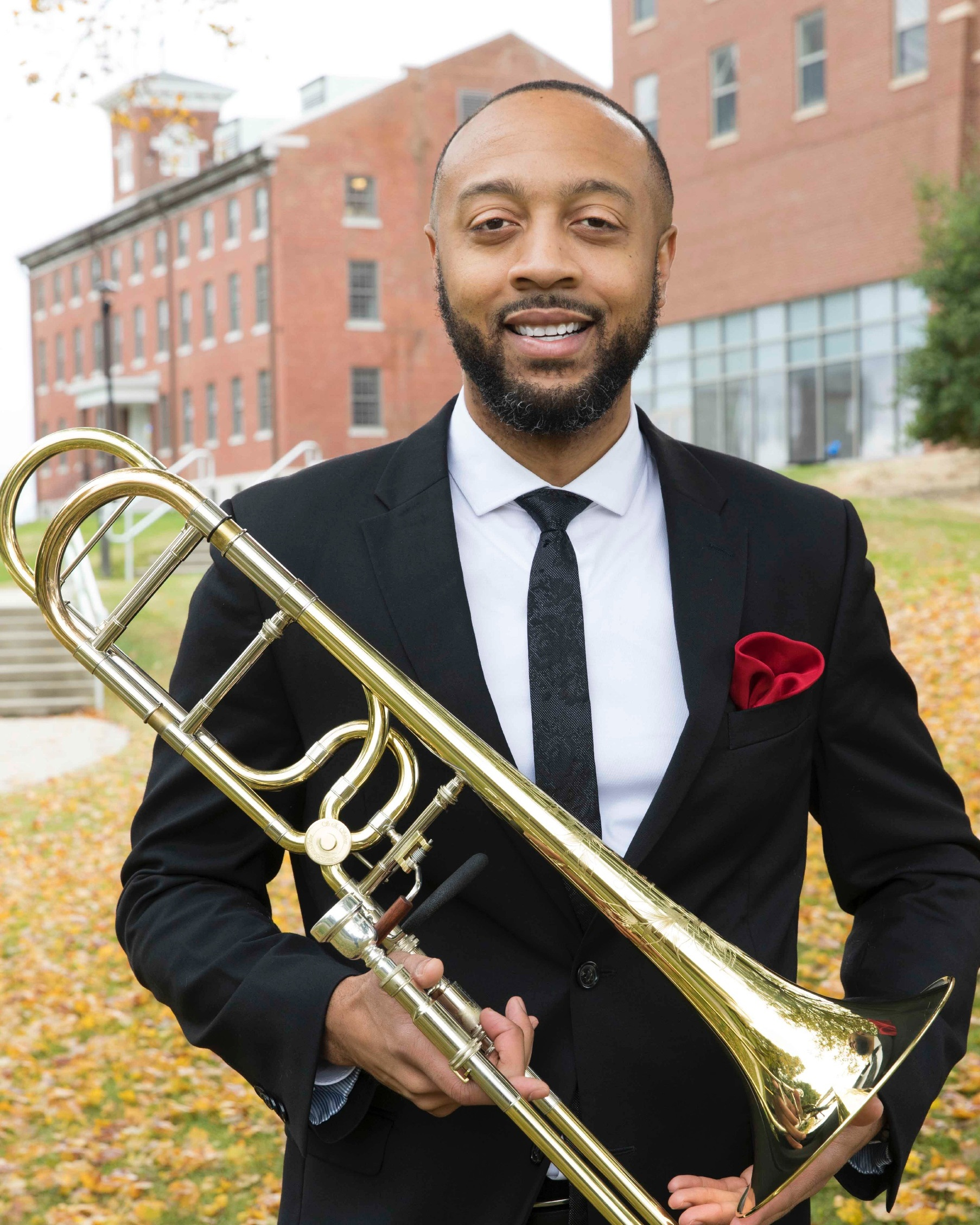 - WELCOME!! My name is Dr. Joseph Jefferson and I am the Assistant Professor of Trombone/Euphonium & Director of Jazz Studies here at Southeast. If you are a trombonist or euphonium player with a passion for music looking to pursue a degree in music, please contact me at jjefferson@semo.edu. I look forward to connecting with you!GO Redhawks!Click here to find out more about the music department at Southeast Missouri State University!