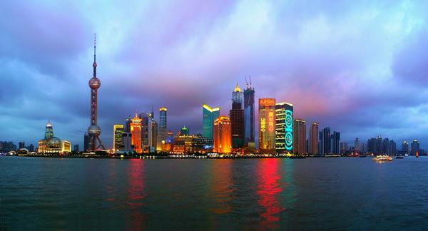 Shanghai Launch