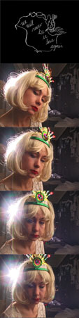 Sequence from  We Shall Never Be in Love Again  (HD, 2005, 4, 10 min)