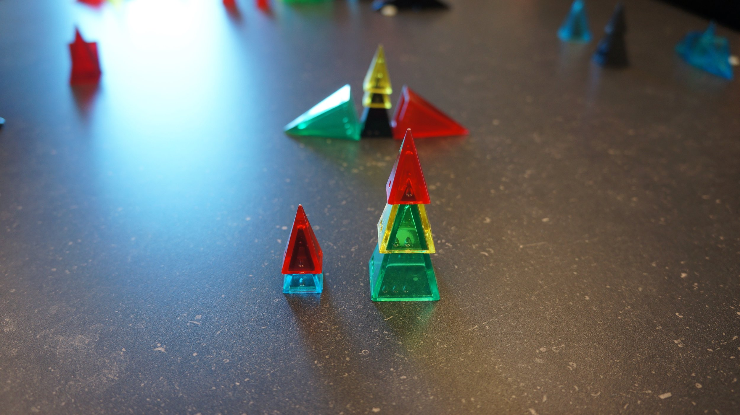 Zendo - a great game for learning about the scientific method and critical thinking.