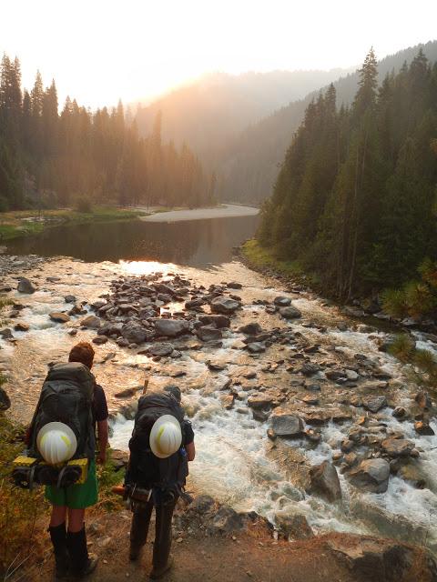 Selway-Bitterroot Nez Perce, Selway Trail, Pinchot Slide Repair 021.jpg