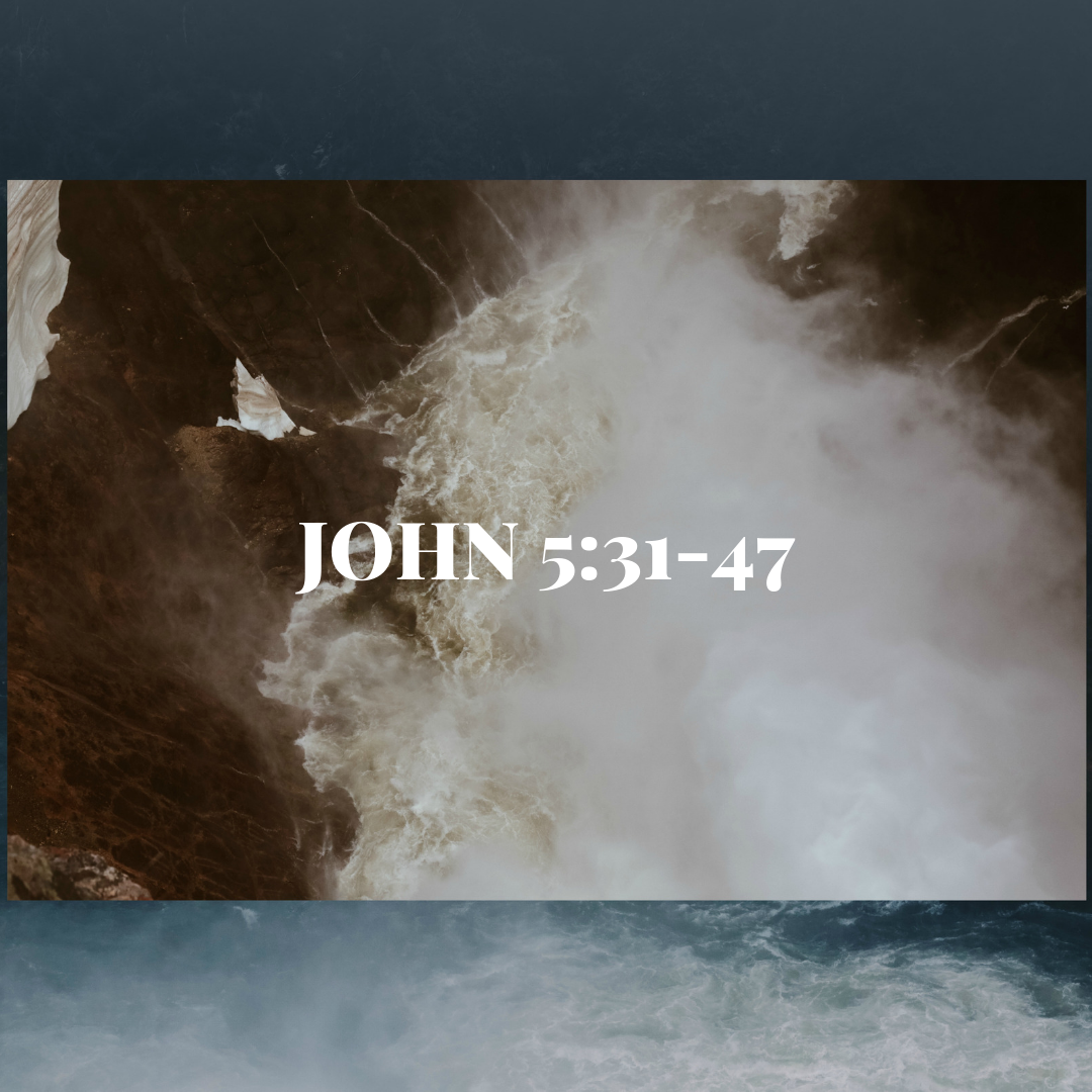"""SATURDAY DECEMBER 22:  The past few days, we've looked at several scandals that Jesus perpetrated in order to bring out God's justice and compassion. This portion of John 5 tells us why: """"the very works that I am doing testify that the Father has sent me"""" (v. 36). This isn't just Jesus being a nice guy; he has a mission: to bring justice and mercy on the earth. This is the ultimate scandal, that God would become a human in order to die on humans' behalf so that humans could take on God's own goodness and be free to live according to God's definitions of good and evil. Grace is offensive, scandalous, and glorious, and it's what we desperately need from Jesus. As we close in on Christmas, focus on that grace, that need for Jesus to scandalously save."""
