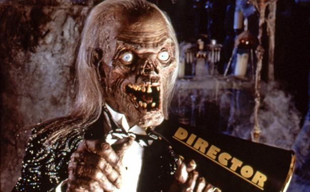 El Guardián de la Cripta en la serie original