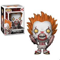 Funko Pop Pennywise araña It.png