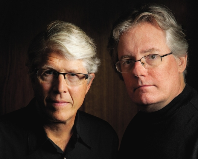 Los creadores de Pendergast: Douglas Preston y Lincoln Child