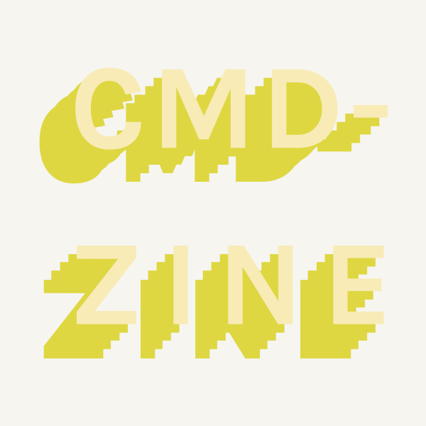 Command Zine - is a collaborative project with Sul-Jee Scully.Together we curate both contemporary digital and physical exhibitions.