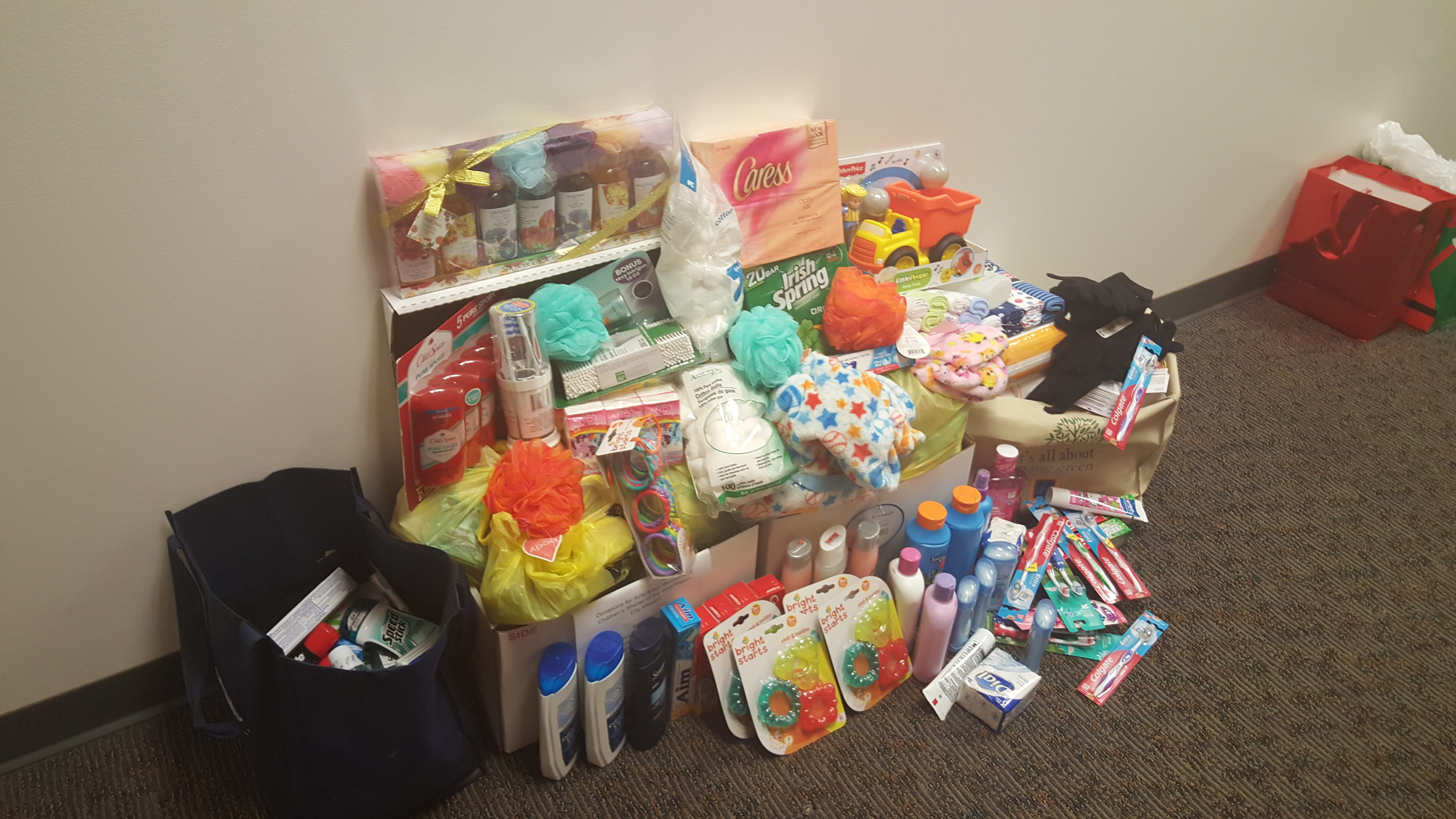 CHROME City Mission Donation