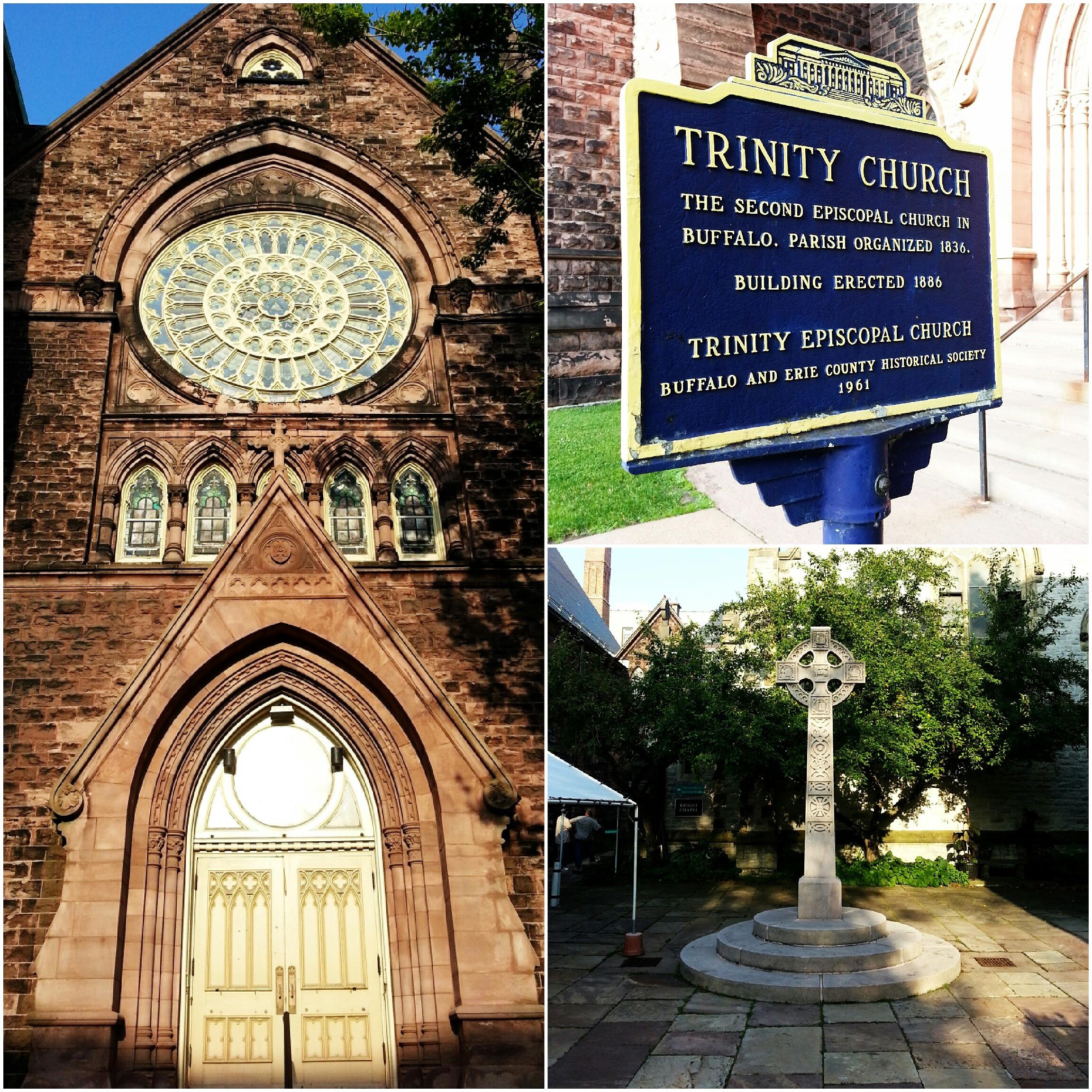 Buffalo, NY. Trinity Episcopal Church.