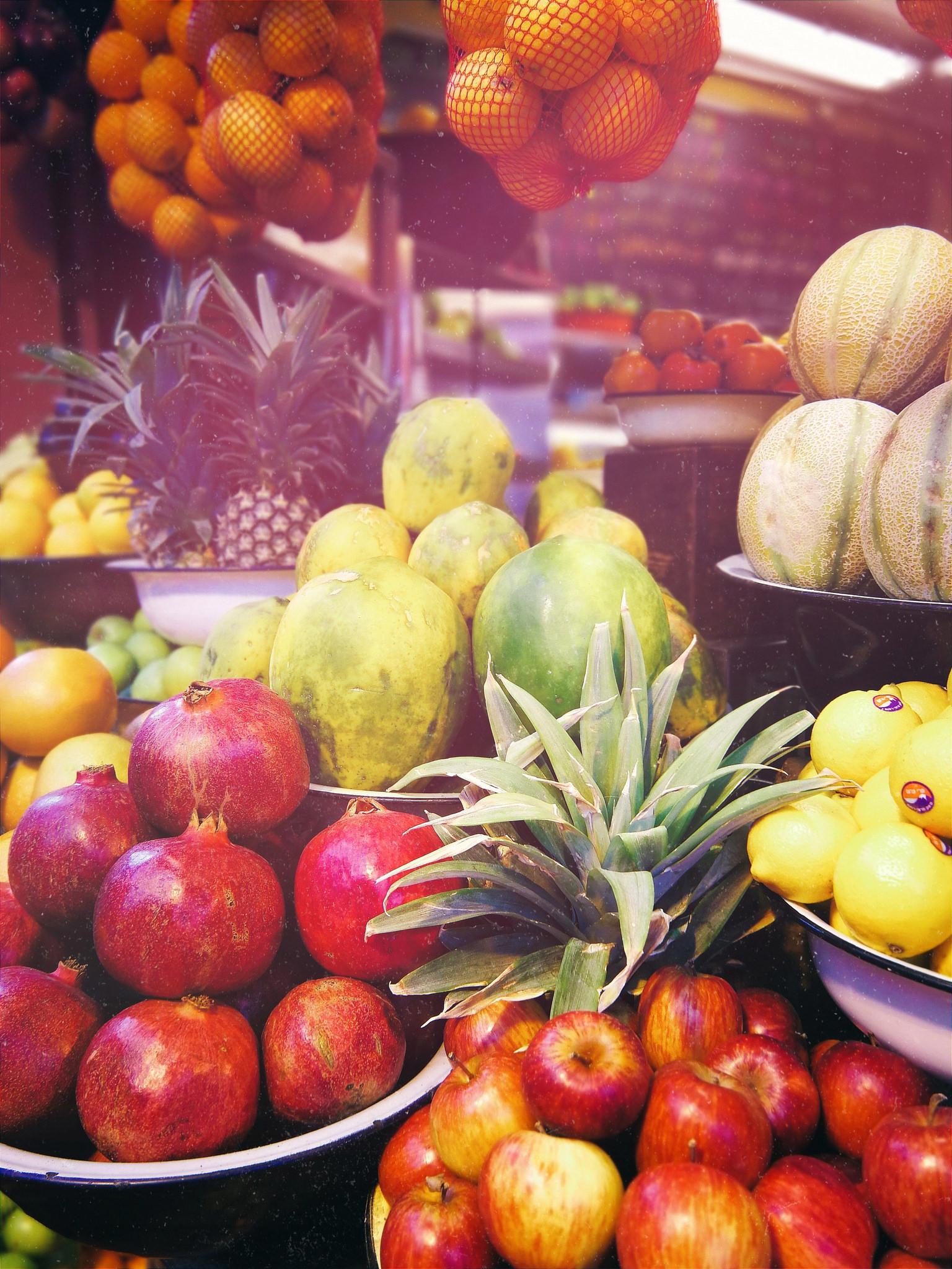 Juicy fruits!