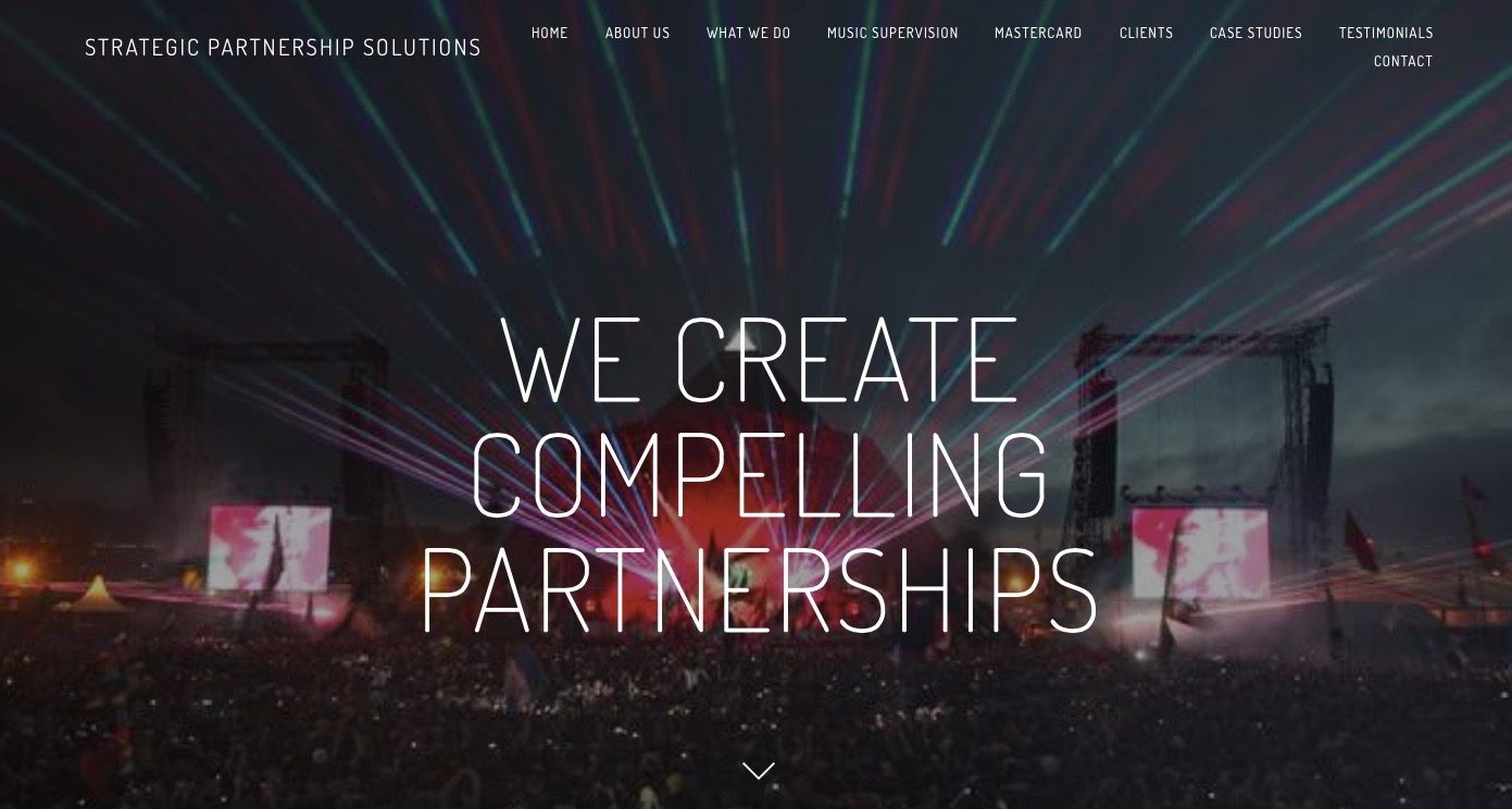 Strategic Partnership Solutions