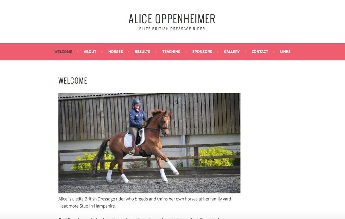 Alice Oppenheimer