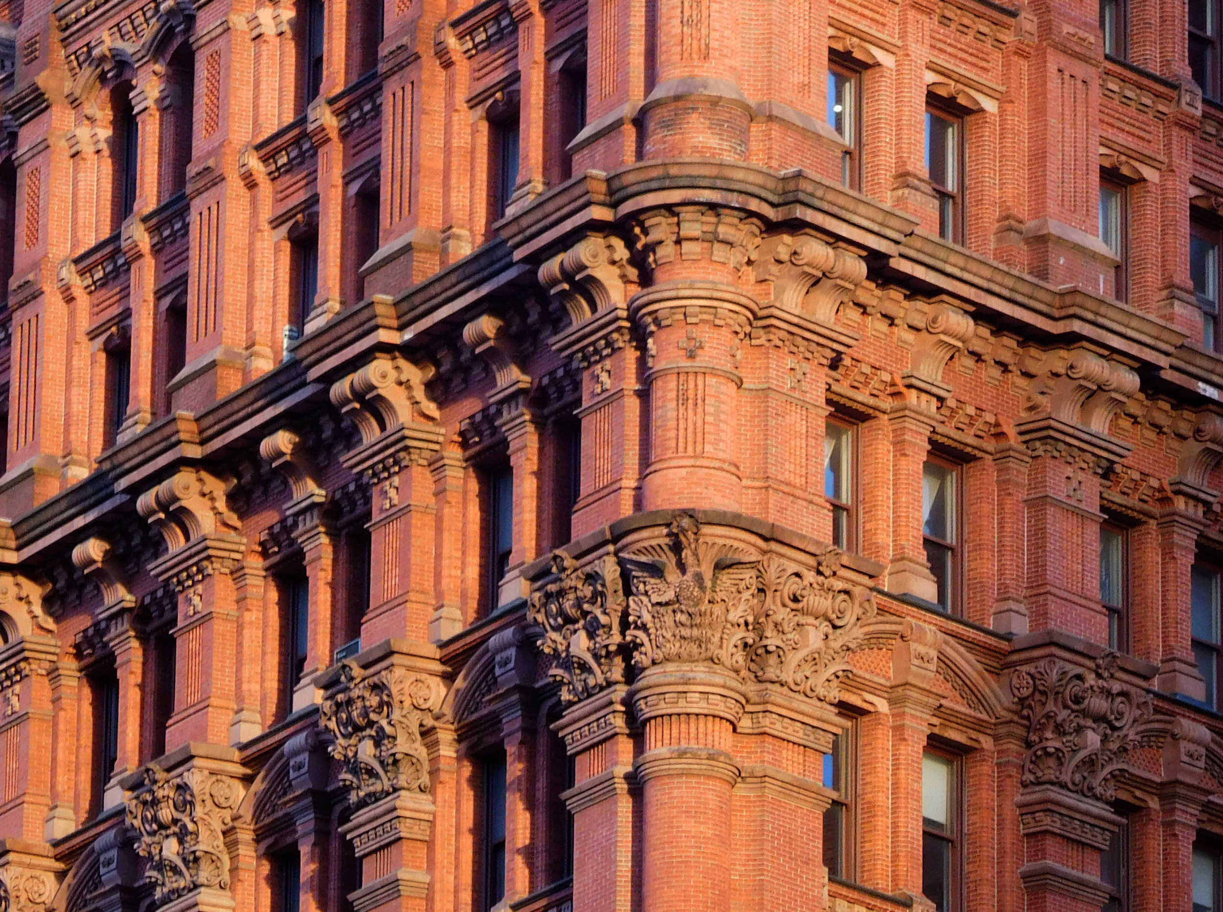 Potters Building, 38 Park Row by Norris Garshom Starkweather – 1886