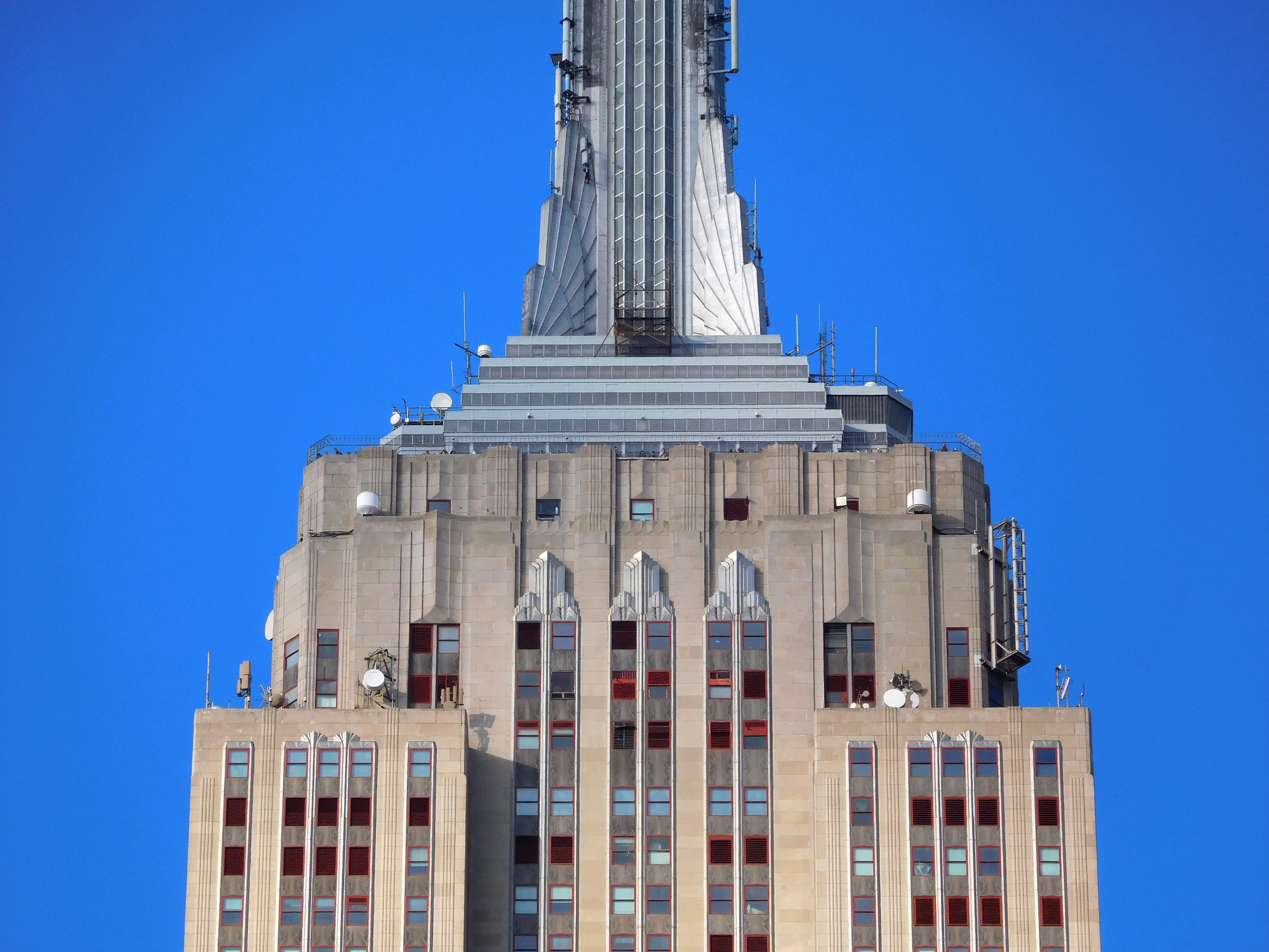 Empire State Building, 350 5th Ave by Shreve, Lamb & Harmon – 1931