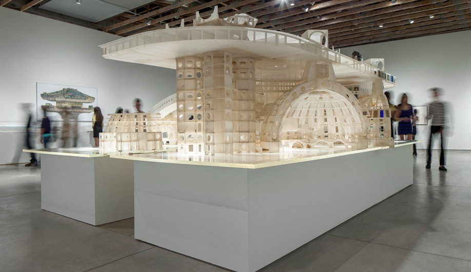 Exhibit at the Scottsdale Museum of Contemporary Art