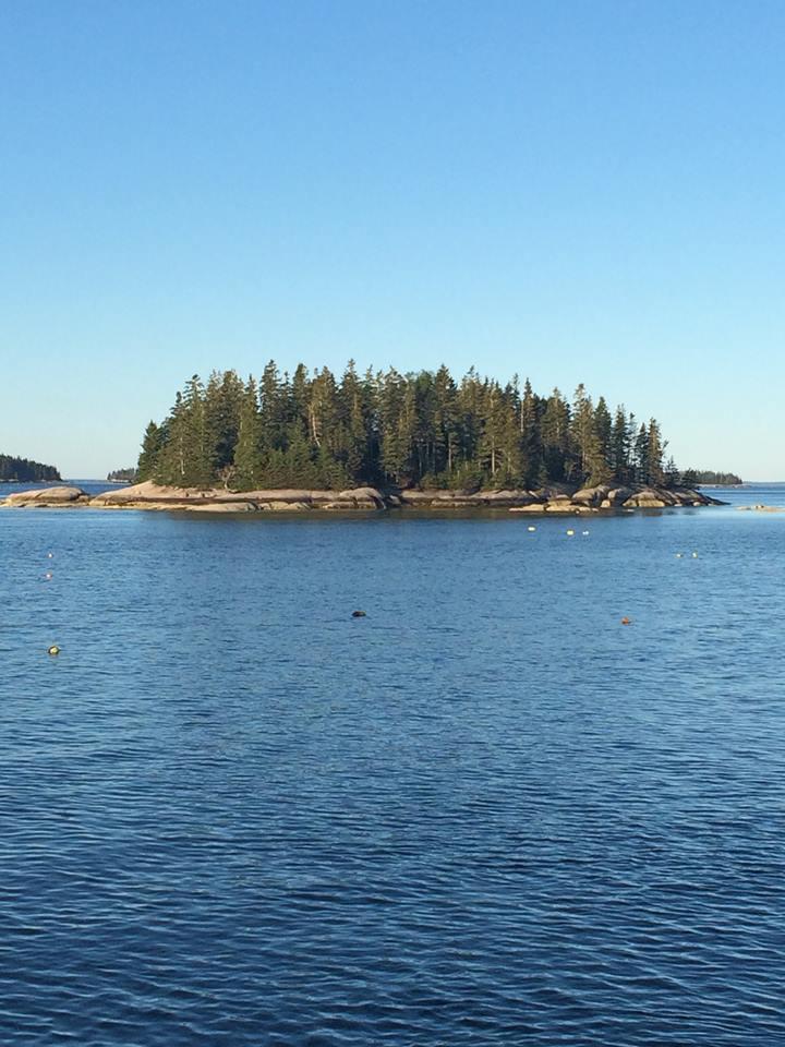 Shivers Island High Tide