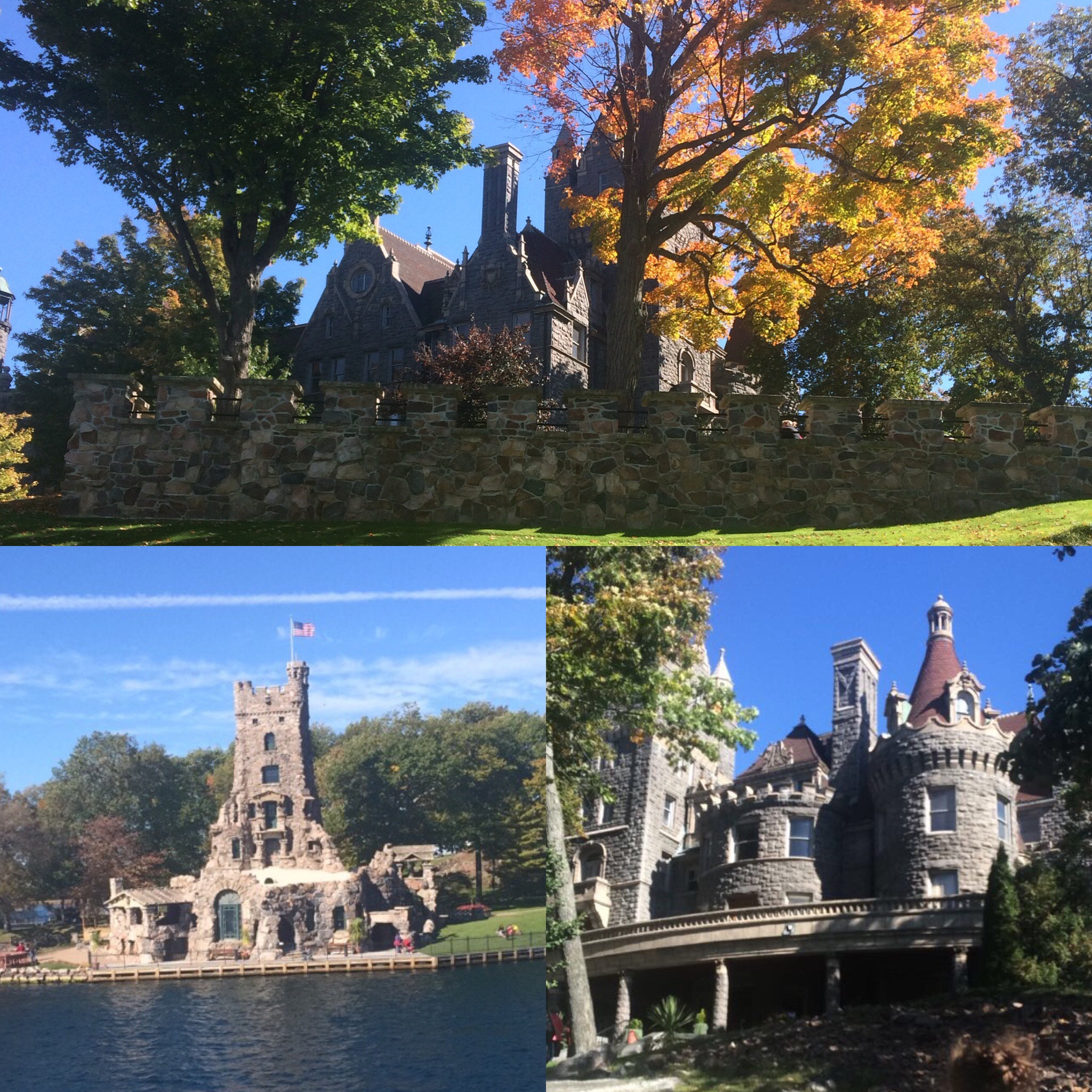 Alster Tower / Boldt Castle