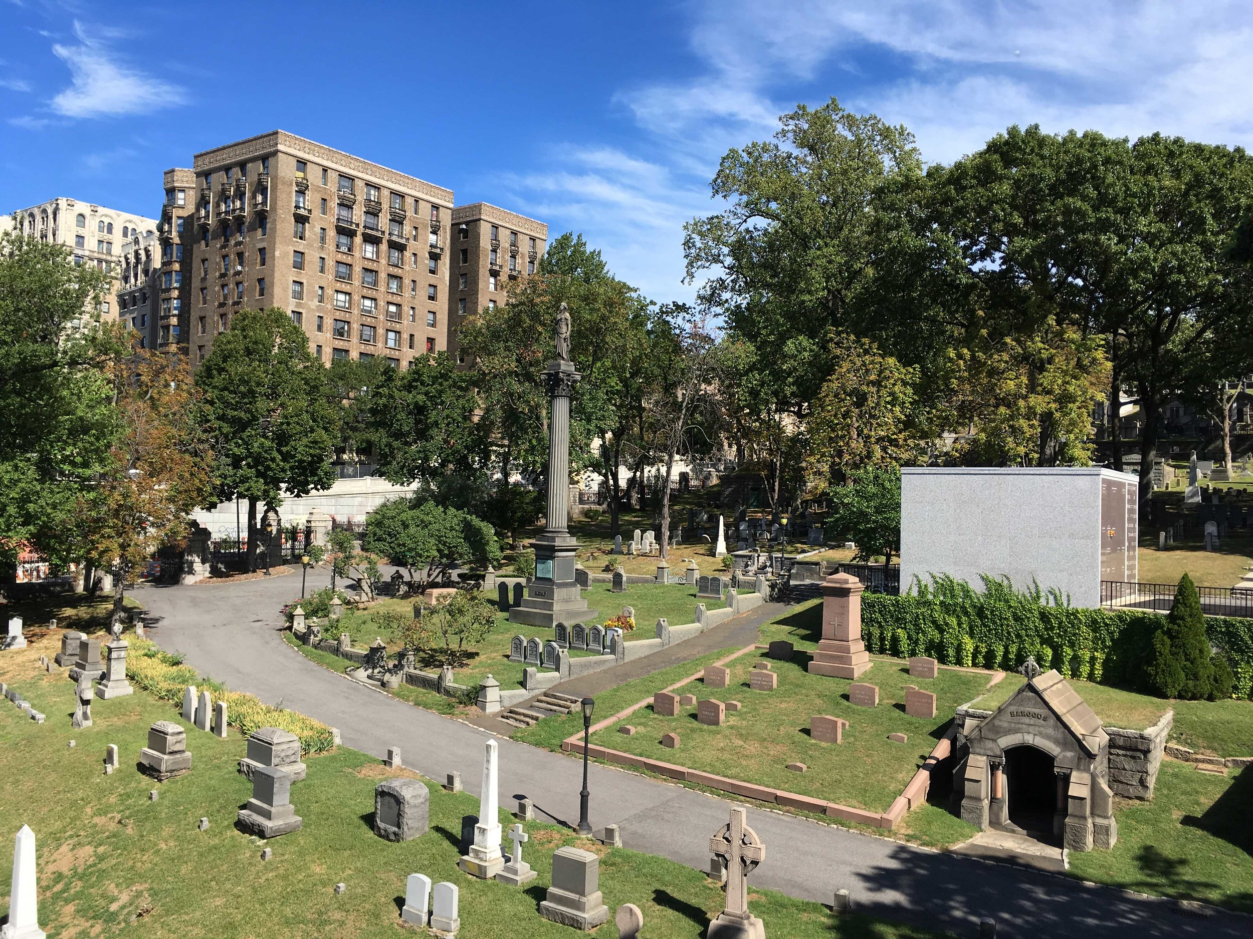 Trinity Cemetery and Mausoleum