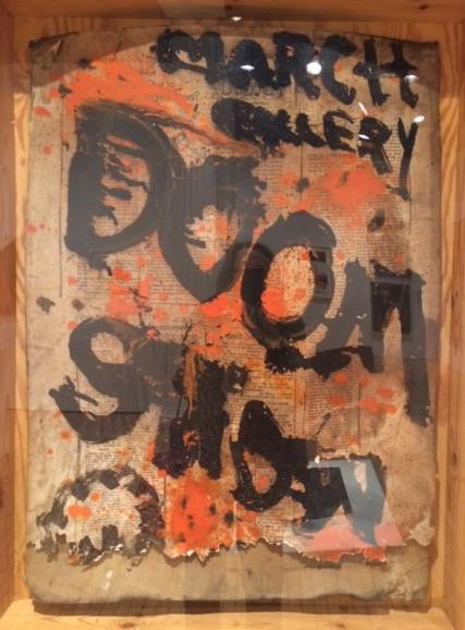 Sam Goodman (poster for Doom exhibit)