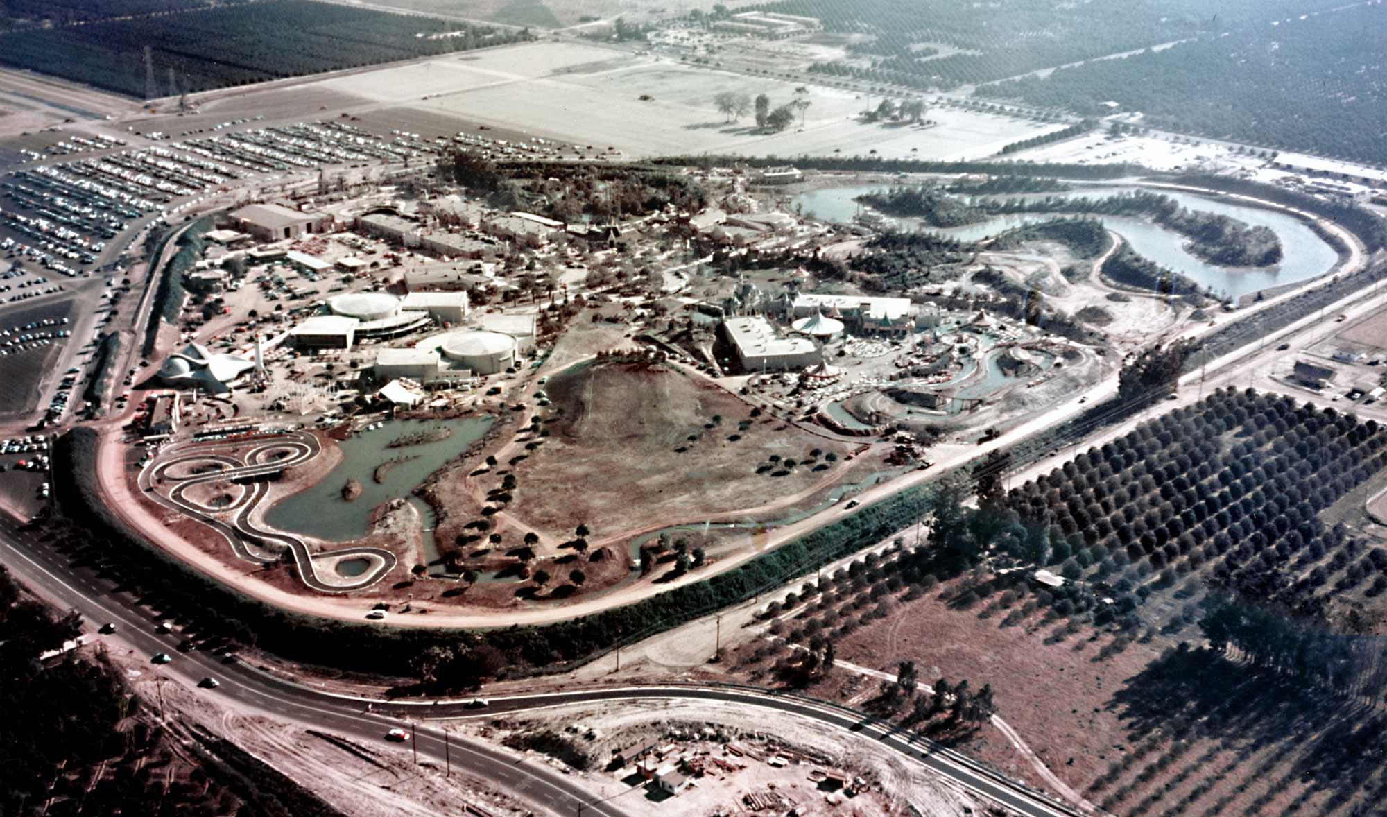 Early Disneyland