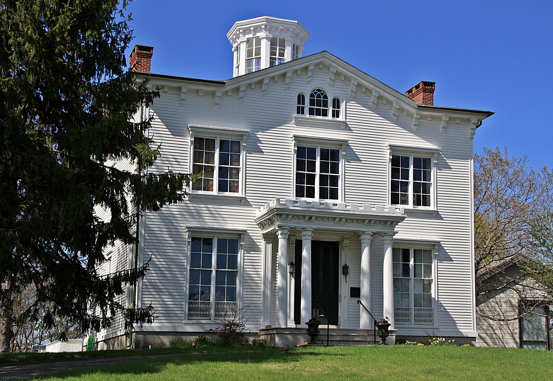 Nathaniel Palmer House