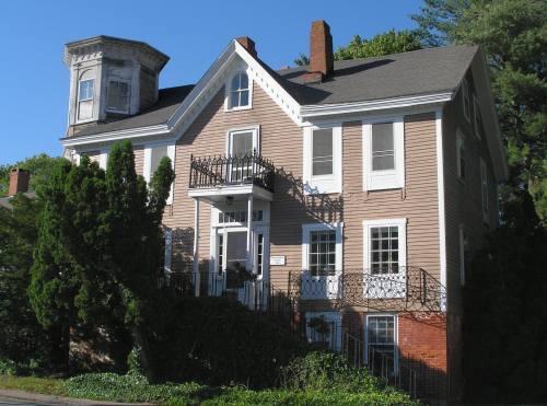 Enoch Burrows House