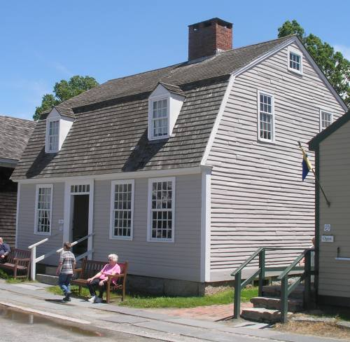 Burrows House