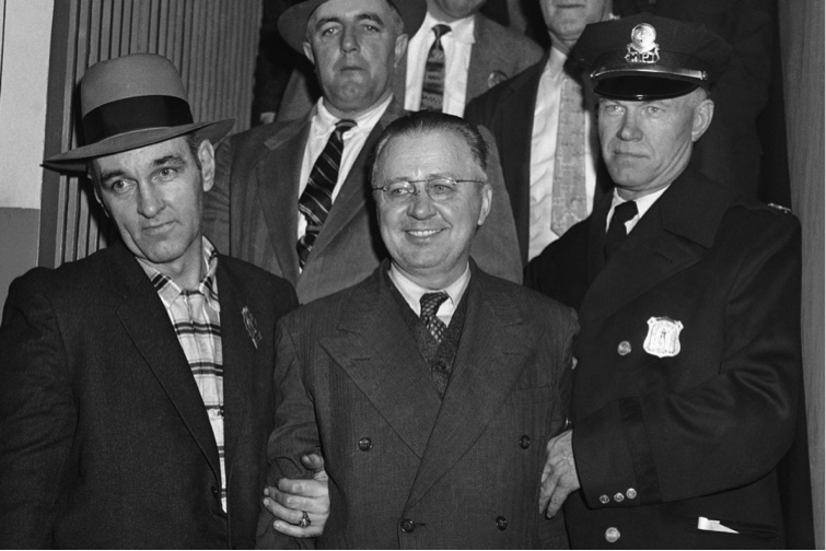 George Matesky: the Con Ed employee who became the Mad Bomber and eluded the NYPD for sixteen years.