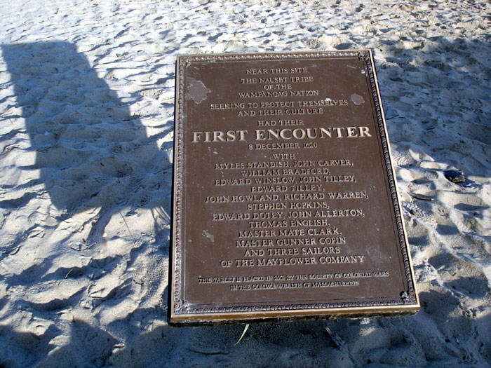 First Encounter Beach