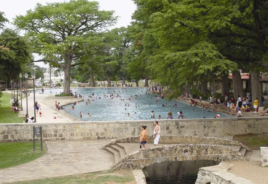 San Pedro Springs Park, Now