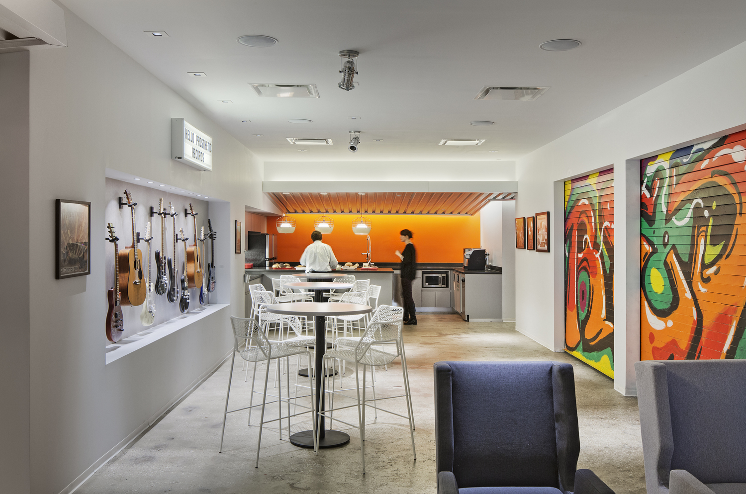 SONY Red Workplace – Spacesmith LLP