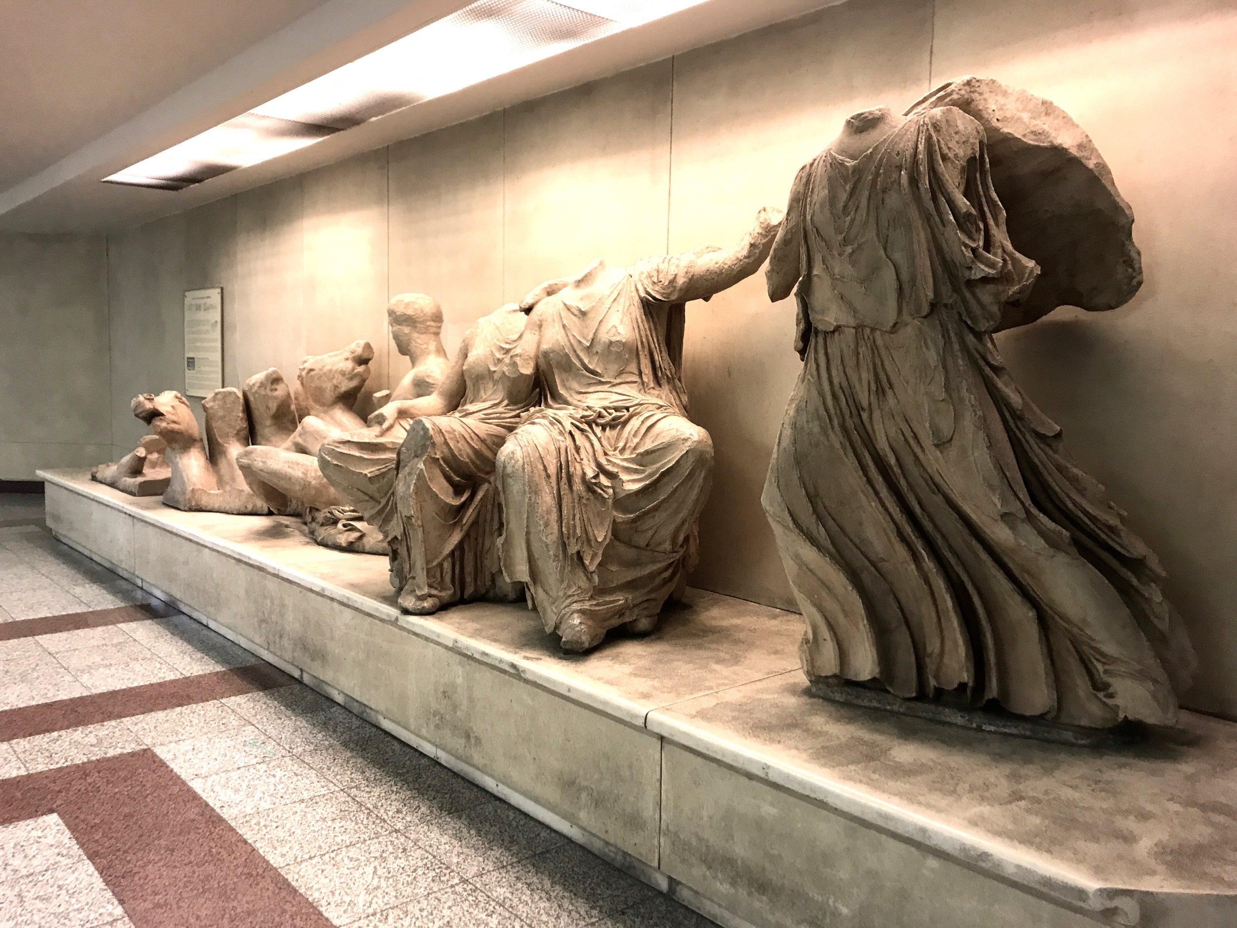 Metro Station Artifacts