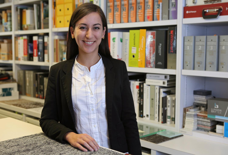 Jaclyn Lieck, LEED® GA, Intermediate Designer