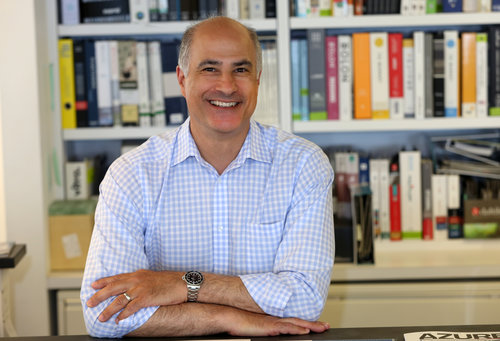 Roger Marquis, AIA Associate, Business Development Director