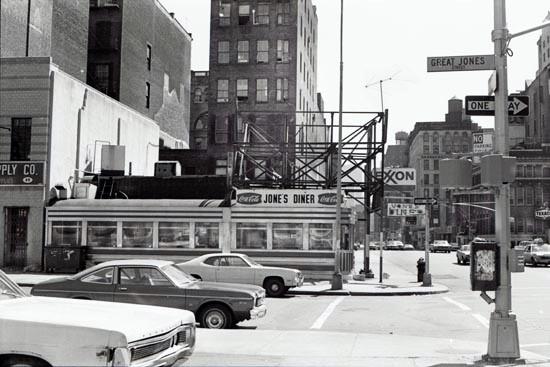 Jones Diner - Lafayette & Great Jones StreetBuilt by DeRaffele Company