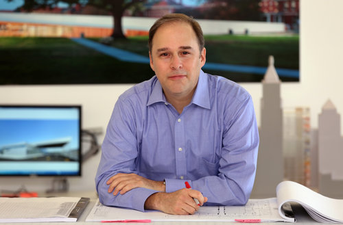 Marc Gordon, AIA, Partner
